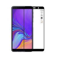 Película de Vidro Temperado Samsung Galaxy A7 2018 - 5D Full Glue