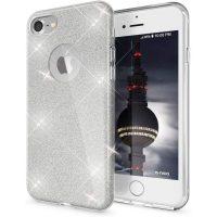 Capa iPhone 8 iPhone 7 Purpurina Brilhante