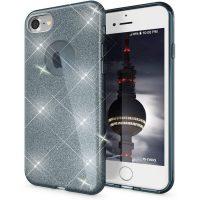 Capa iPhone 6 Plus / iPhone 6s Plus Brilhante - Preto
