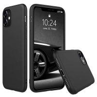 Capa iPhone 11 Silicone Premium Preto