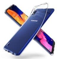 Capa Silicone Samsung A10