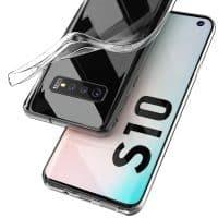 Capa Silicone Samsung S10