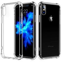 Capa iPhone X Anti Choque Transparente