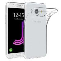 Capa Samsung Galaxy J7 2016 Silicone Ultrafino - Transparente