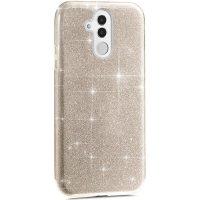 Capa Huawei Mate 20 Lite Brilhante - Dourado