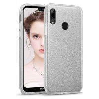 Capa Huawei P20 Lite Brilhante - Prata