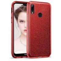 Capa Huawei P20 Lite Brilhante - Vermelho