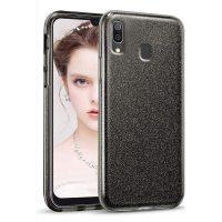 Capa Samsung Galaxy A40 Brilhante - Preto