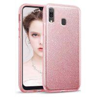 Capa Samsung Galaxy A40 Brilhante - Rosa