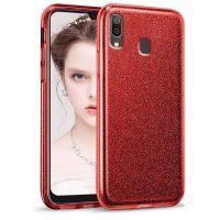 Capa Samsung Galaxy A40 Brilhante - Vermelho