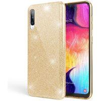 Capa Samsung Galaxy A70 Brilhante - Dourado