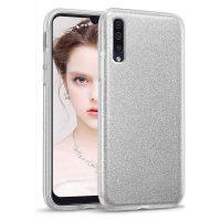 Capa Samsung Galaxy A70 Brilhante - Prata