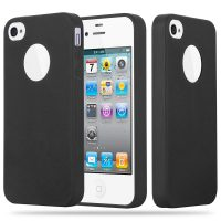Capa Silicone iPhone 4