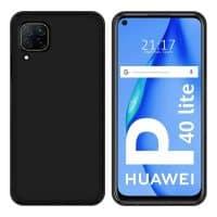 Capa Silicone Huawei P40 Lite