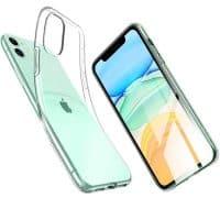 Capa iPhone 11 Silicone Premium Transparente