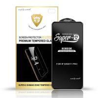 Película de Vidro Temperado iPhone 11 Pro X XS - Super D Mietubl