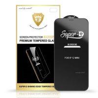 Película de Vidro Temperado iPhone 12 Mini - Super D Mietubl