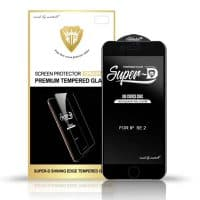 Película de Vidro Temperado iPhone SE 2020 - Super D Mietubl