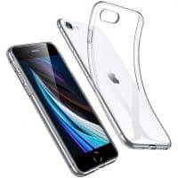 Capa iPhone 7 iPhone 8 iPhone se 2020 Silicone Premium Transparente