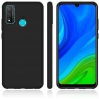 Capa Huawei P Smart 2020 Silicone Premium Preto