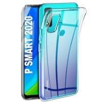 Capa Huawei P Smart 2020 Silicone Premium Transparente