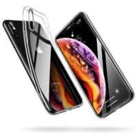 Capa iPhone Xs Max Silicone Premium Transparente