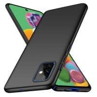 Capa Samsung Galaxy A51 5G Silicone Premium Preto