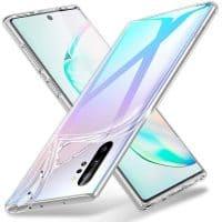 Capa Samsung Galaxy Note 10 Plus Silicone Premium Transparente