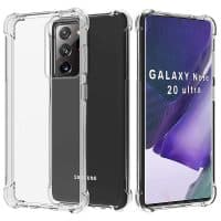 Capa Anti Choque Samsung Galaxy NOTE 20 Ultra -Transparente_