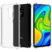 Capa Xiaomi Redmi Note 9 Anti Choque - Transparente