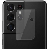 Película de Vidro Temperado Câmera Traseira Samsung Galaxy S21 Ultra 5G