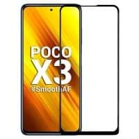 Película de Vidro Temperado Xiaomi Poco X3 - Full Glue
