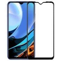 Película de Vidro Temperado Xiaomi Redmi 9T - 5D Full Glue