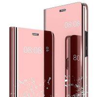 Capa Samsung Galaxy Clear View Flip Cover - Dourado Rosa