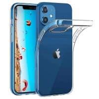 Capa iPhone 12 Silicone Premium Transparente