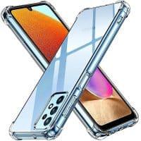 Capa Samsung Galaxy A32 4G 5G Anti Choque - Transparente