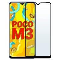 Película de Vidro Temperado Xiaomi Poco M3 - Full Glue 5D