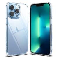 Capa iPhone 13 Pro Max Silicone Premium Transparente