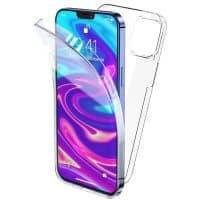 Capa 360 iPhone 13 Mini - Full Cover Transparente