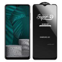 Película de Vidro Temperado Samsung Galaxy A31 - Super D Mietubl