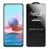 Película de Vidro Temperado Realme 7 5G | 8 5G - Super D Mietubl