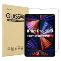 Película de Vidro Temperado iPad Pro (2021 | 2020 | 2018) 12,9″ - Super Transparente