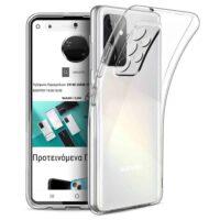 Capa Samsung Galaxy A72 5G Silicone Premium - Cristal Transparente